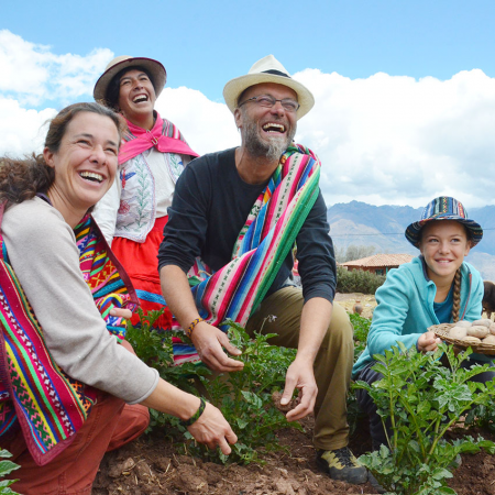 Misminay community – experience the Andean lifestyle in Cusco