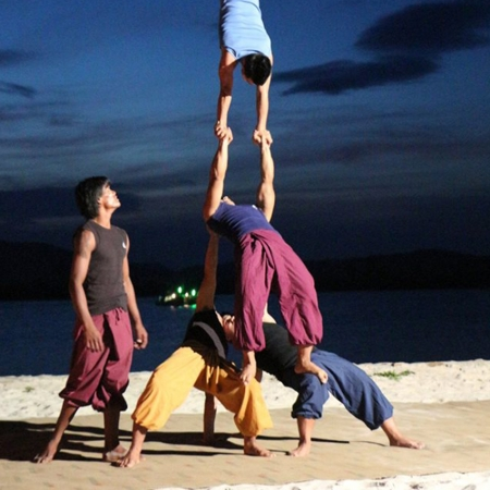 Go backstage at Phare, the Cambodian Circus, and learn about the stories that tell of local struggles and great optimism.