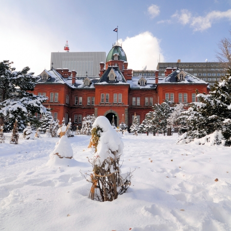 The city of Sapporo in Hokkaido is the gateway to everything snow and wintry, an experience that more and more clients are requesting in Japan.