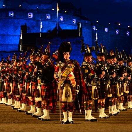 Visit a Festival: Plenty of arts, culture and music festivals to visit including the Edinburgh festival and fringe