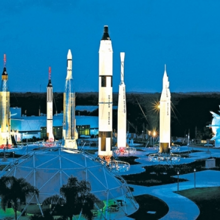 From rockets to acrobats, Orlando's attractions will take you to new heights.