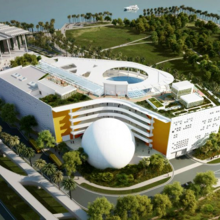 Patricia & Philip Frost Museum of Science opening downtown Miami in 2016!