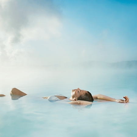 The luxury of geothermally heated water has also been utilized to an increasing degree lately in the luxury spa setting. The most famous of these is the Blue Lagoon, located in a lava field on the Reykjanes Peninsula, not far from Reykjavík. Other ideal locations are the Secret Lagoon, The Fontana spa, Krauma spa and the Geo Sea– just to name a few stunning locations where the worries of the world drift away.