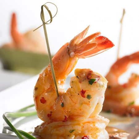 Seafood during all seasons and Oyster Festival every October