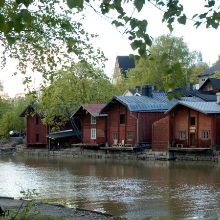 Excursion to Old Town of Porvoo