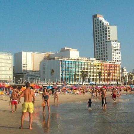 Tel Aviv: The City that never stops.
