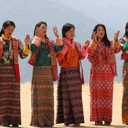 Traditional Cultural program in Thimphu or in Paro valley