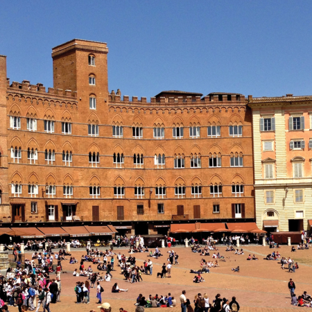 Siena: Experience the ancient tradition of The Palio