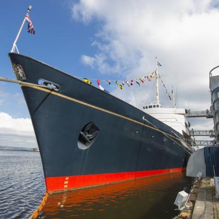 An unforgettable dinner on board the Royal Yacht Britannia