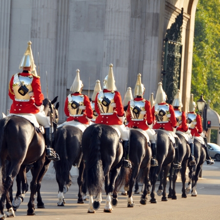 Watch the Royal Horseguards