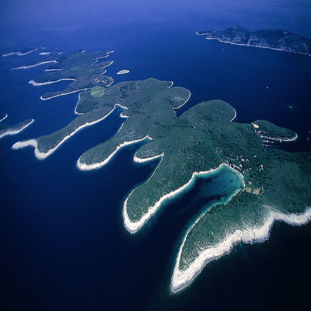 Explore some of 1,000 Croatian islands