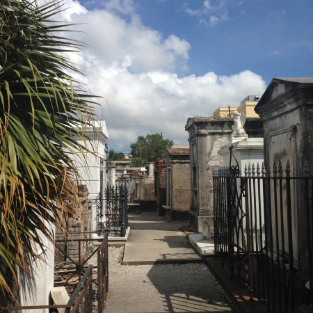Explore 300 years of New Orleans history, including St. Louis Cemetery No., est. 1789.
