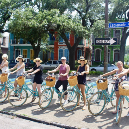 New Orleans is worth exploring in any way you please