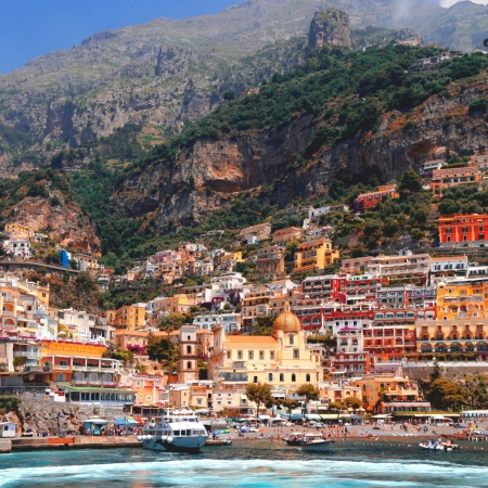 Amalfi: The place were the Dolce Vita began.