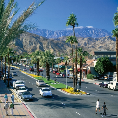 Shopping is abundant and El Paseo is the mainstay for the fashion crowd.