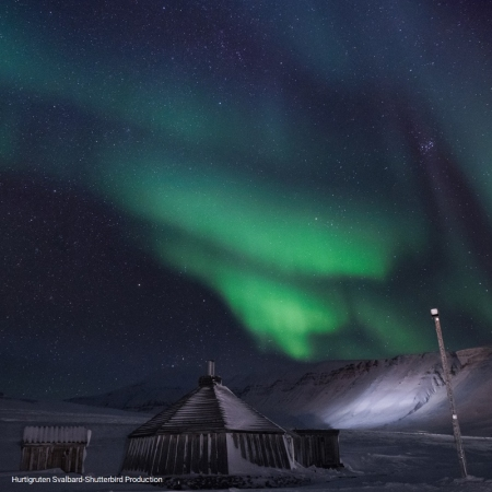 Experience the magic of being in the wilderness at a very special and unique camp at 78 degrees North!