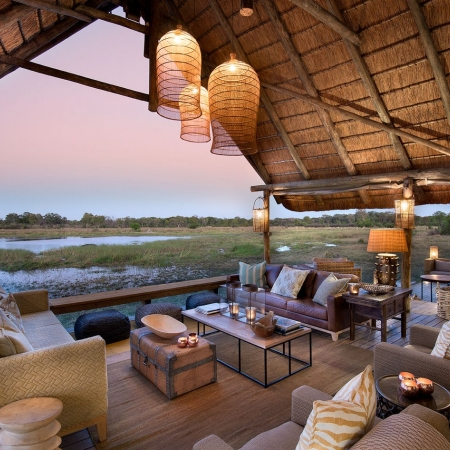 Stay in beautiful luxurious exclusive camps & lodges