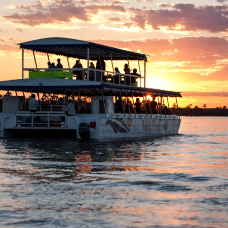 Enjoy a local beer on a Sunset Cruise
