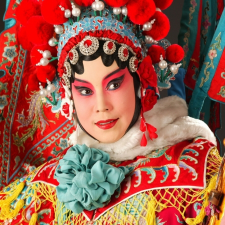 Enjoy a private Peking Opera show before learning basic performance techniques during an interactive workshop with the actors themselves.
