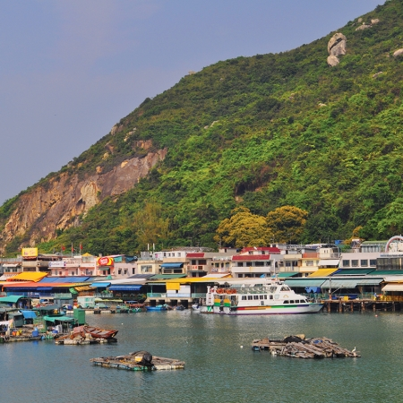 Explore an island with 6,000 years of fishing history on this away-from-it-all historical guided hike on Lamma Island.