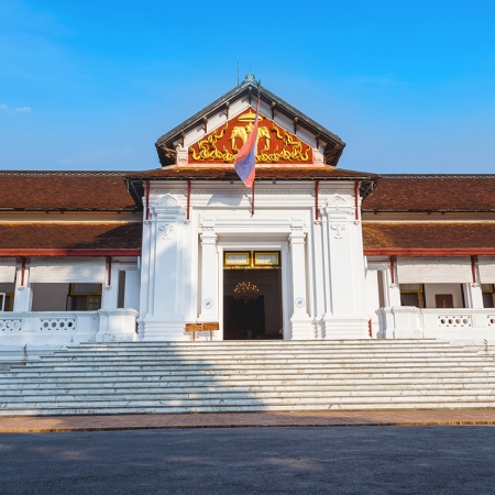 Visit Luang Prabang's National Museum, formerly the Royal Palace.