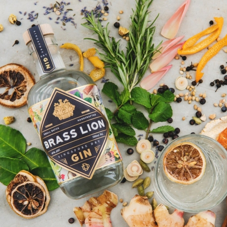 Go behind the scenes of a working gin distillery that remains true to the spirit of Singapore.