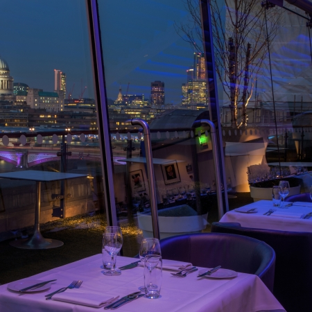 London and Britain lead the world in exciting dining, with celebrity chefs using fresh British produce.