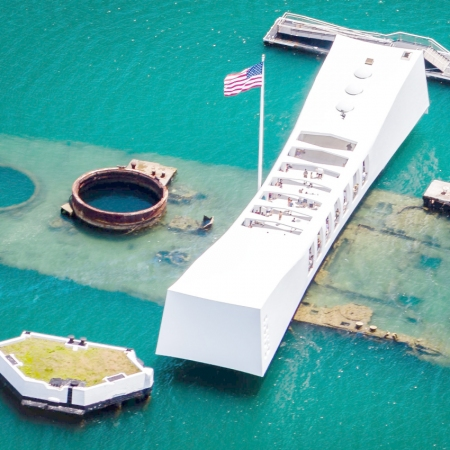 Historic Pearl Harbor, Oahu