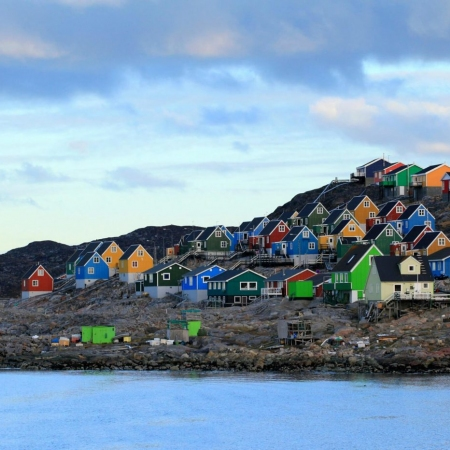 The combination of raw nature and cultural traditions brings you to the heart of modern Greenland.