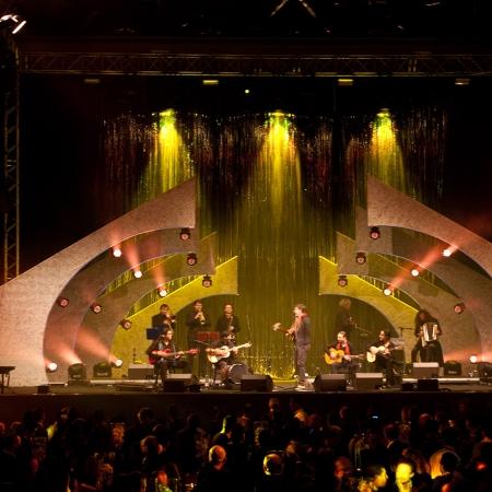 Themed entertainment, private concerts & performances
