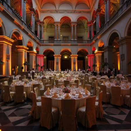 Museums exclusively opened for private receptions & dinners