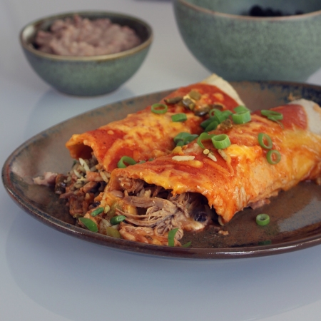 Enchilada Cooking Class