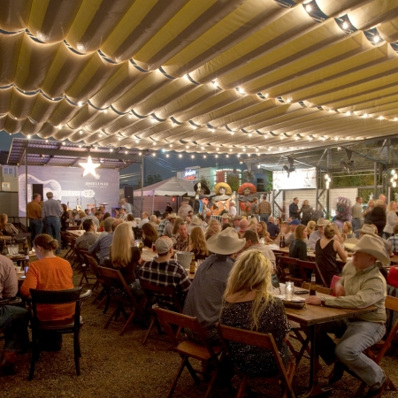 Western Dinner with Live Music