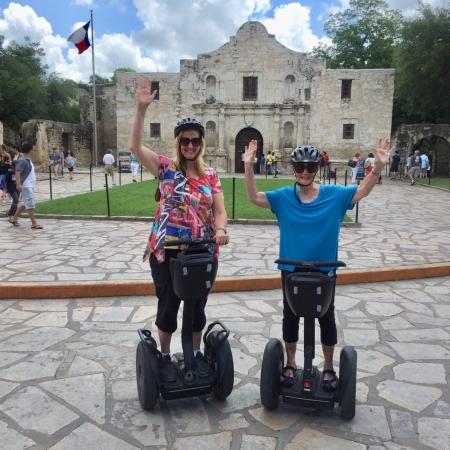 Alamo Segway Tour