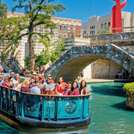 River Walk Cruise and Tour