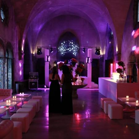 Gala dinner in an historical venue: Museum/Fashion Designer Villa