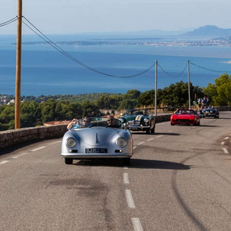 Classic Vintage Car / Your own Monaco Grand-Prix Rally