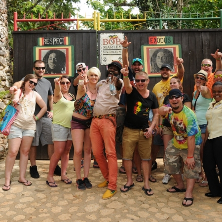 Tour the Birthplace of the Legend, the One and Only Robert Nesta Marley (Bob Marley)