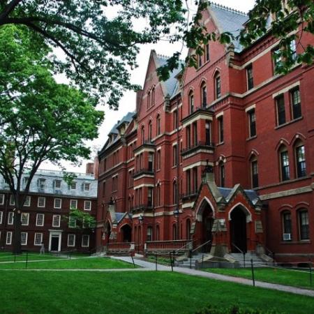 Harvard University historical tours
