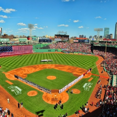 Fenway Park for a game, an evening, or a tour
