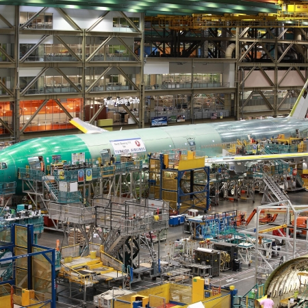 Future of Flight and Boeing Factory tours.