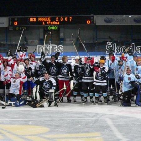 Activities: Czech Cuisine Lesson, Beer Hunt, Tank Drive, Ice Hockey Tournament