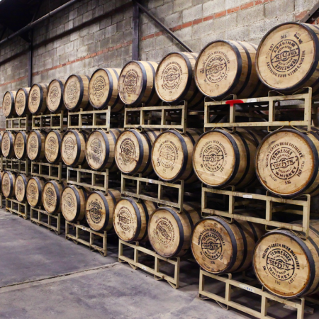 Indulge at one of 80 breweries, distilleries, wineries and even a craft cidery