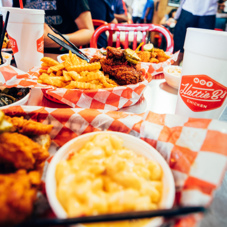 Taste why Travel + Leisure named us one of America's Favorite Cities for Food