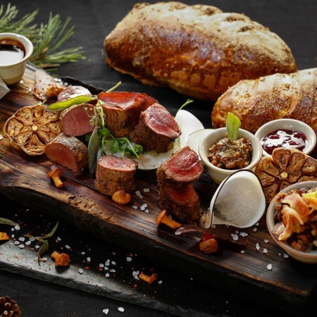 Try Latvian cuisine praised for its innovative approach and ingredients.