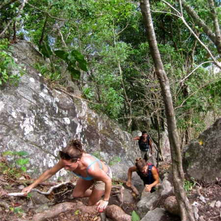 Climb the 2,619 feet high Gros Piton, a UNESCO Heritage