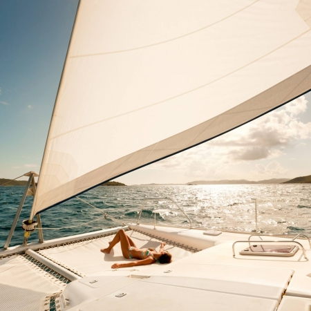 Sunset Catamaran: Leave your worries behind and relax
