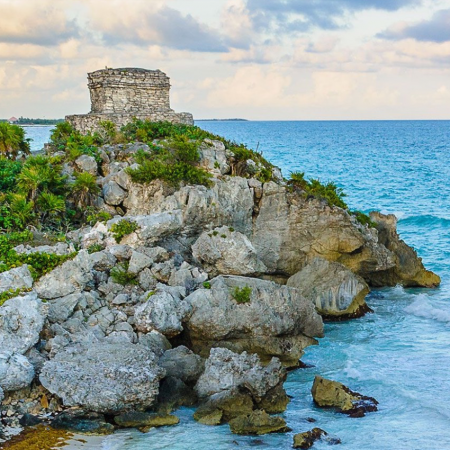 Magic Archeological Sites combined with Maya Culture Adventure Experiences