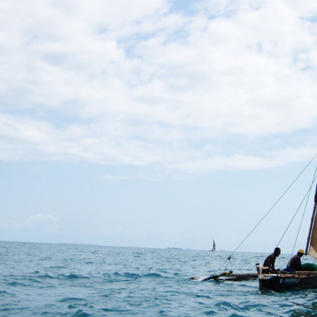 Go sailing with a traditional Dhow Safari, the best way to explore the islands