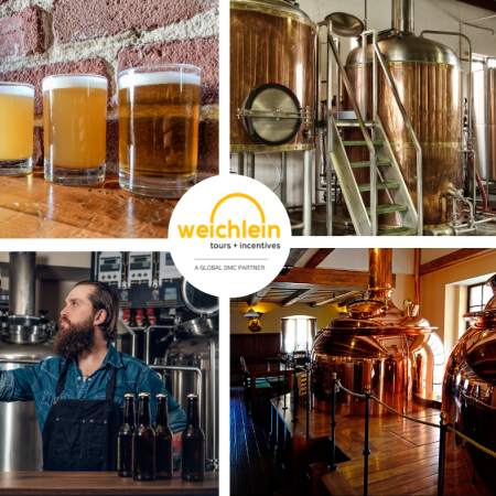 Visit one of the many breweries located in Munich and learn the different steps to produce our main beverage